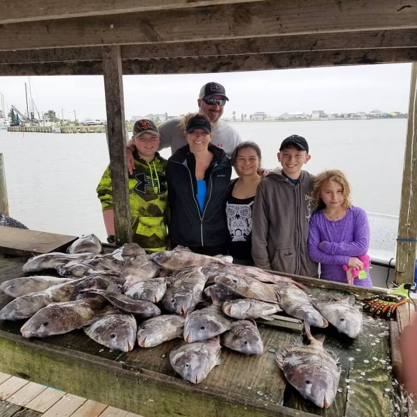 Galveston Kid Friendly Fishing Charters
